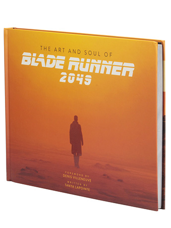 The Art And Soul of Blade Runner 2049 Hardcover