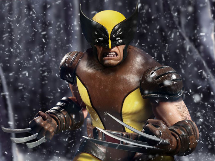 Marvel One:12 Collective Wolverine