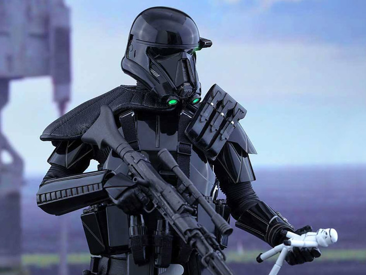 rogue one a star wars story mms399 death trooper. Black Bedroom Furniture Sets. Home Design Ideas