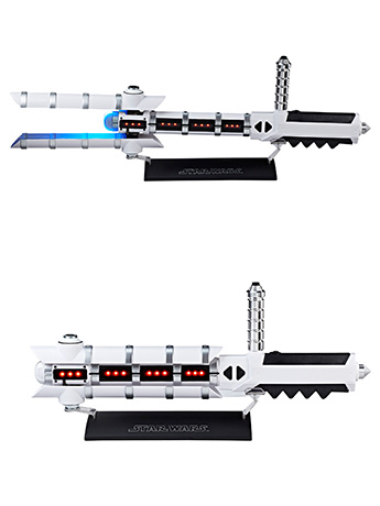 Star Wars: The Black Series Force FX Riot Control Baton Replica (The Last Jedi)