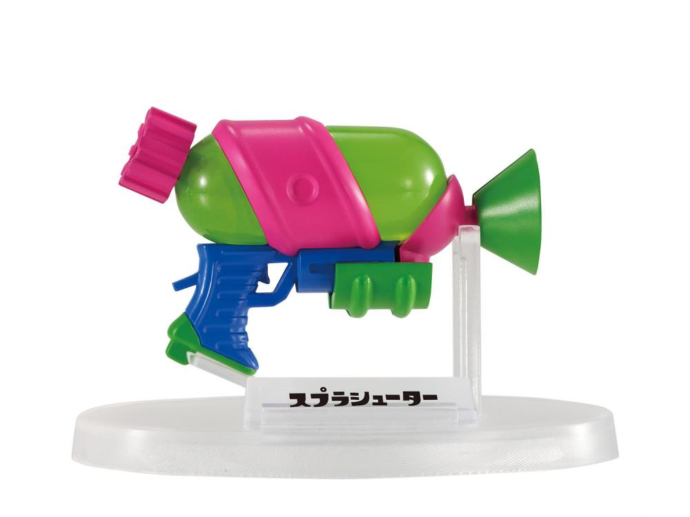 Splatoon 2 Weapons Collection Vol  3 Box of 8