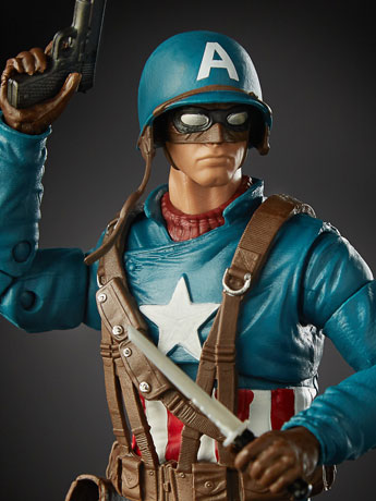 Ultimate Marvel Legends Captain America