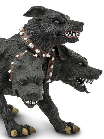 Mythical Realms Collection Cerberus