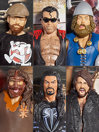 WWE Elite Collection Series 51 Set of 6 Figures
