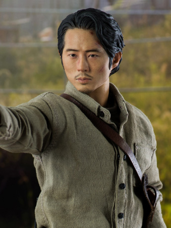 The Walking Dead Glenn Rhee 1/6 Scale Figure