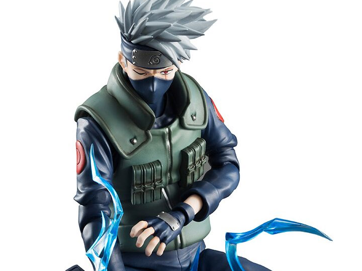 Product Image Product Image: Naruto Variable Action Heroes DX Kakashi
