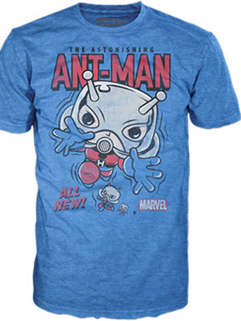 Pop! Tees: Marvel - Original Ant-Man