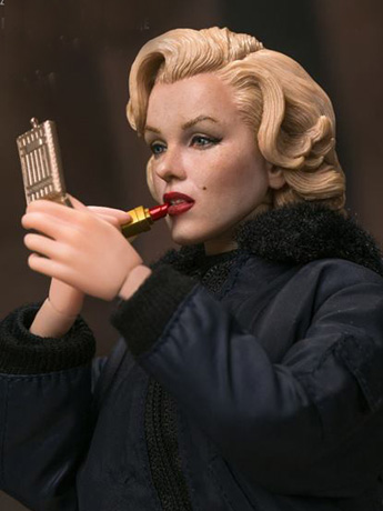 Marilyn Monroe (Military Outfit) 1/6 Scale Figure