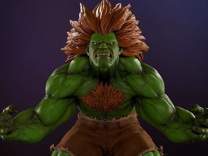 Street Fighter Blanka 1/4 Scale Limited Edition Statue