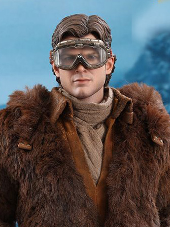 Solo: A Star Wars Story MMS492 Han Solo (Deluxe) 1/6th Scale Collectible Figure