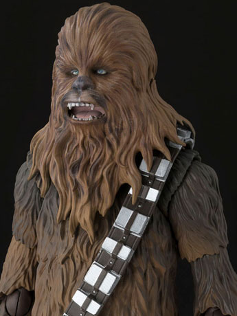 Star Wars S.H.Figuarts Chewbacca (A New Hope)