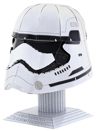 Star Wars Metal Earth First Order Stormtrooper Helmet Model Kit