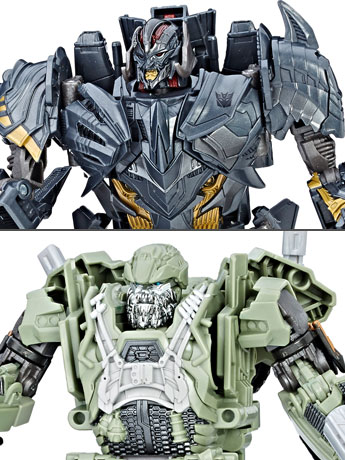 Transformers: The Last Knight Voyager Wave 2 Case of 2