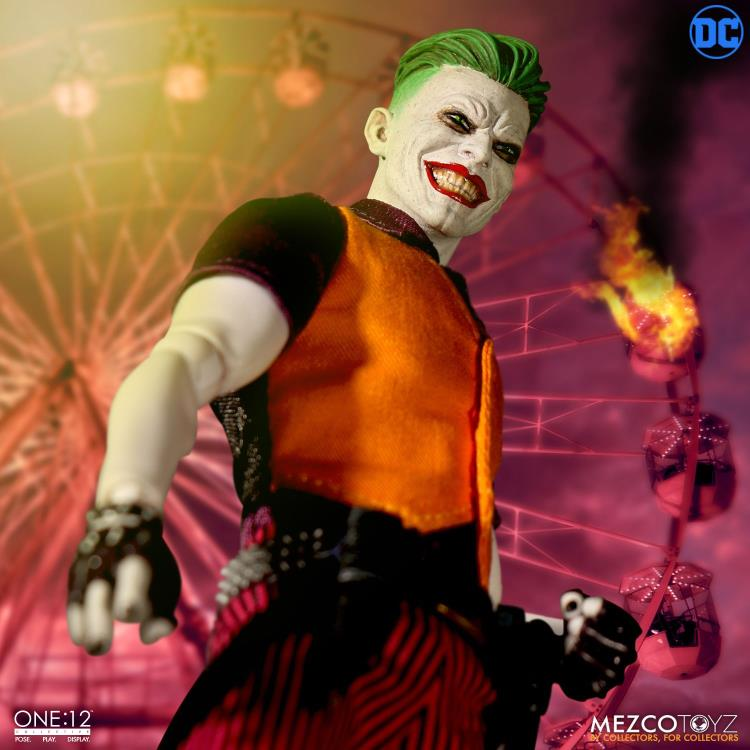 DC Comics One:12 Collective The Joker (Clown Prince of Crime Edition)