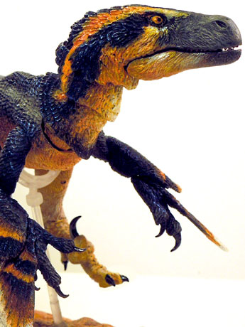Beasts of the Mesozoic: Raptor Series Deluxe Figure - Pyroraptor olympius (Fan's Choice)