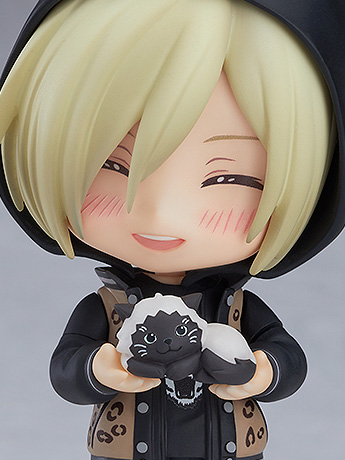 Yuri!!! on Ice Nendoroid No.874 Yuri Plisetsky (Casual Ver.)