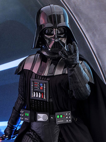 Star Wars: Return of the Jedi Darth Vader 1/4 Scale Collectible Figure