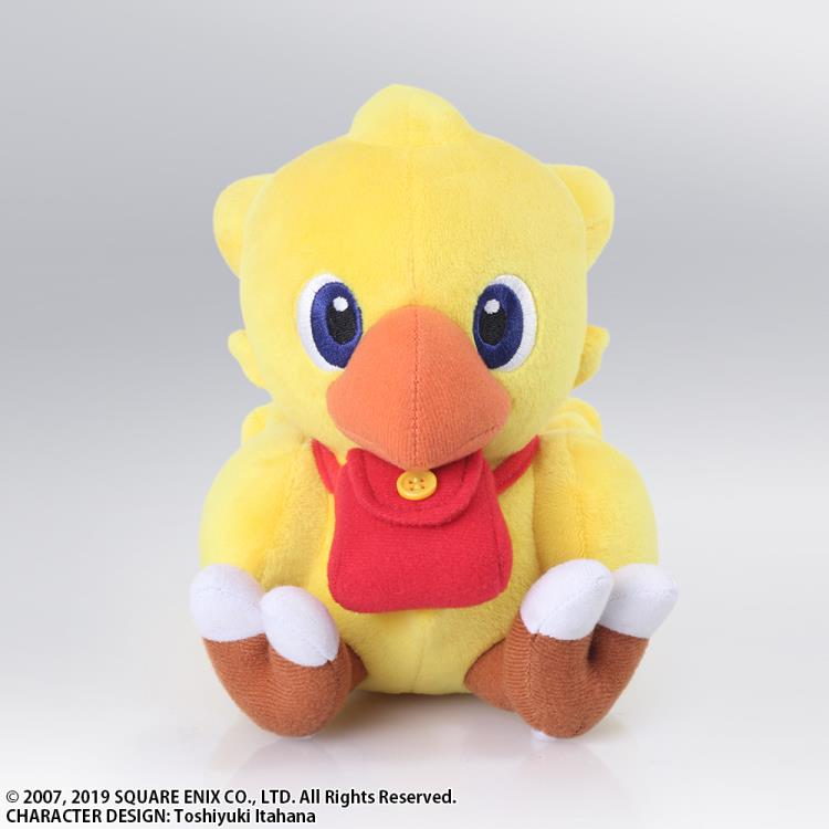 Chocobo's Mystery Dungeon Every Buddy! Chocobo (Freelancer) Plush