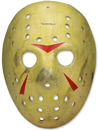 Friday the 13th Part 3 Jason's Mask
