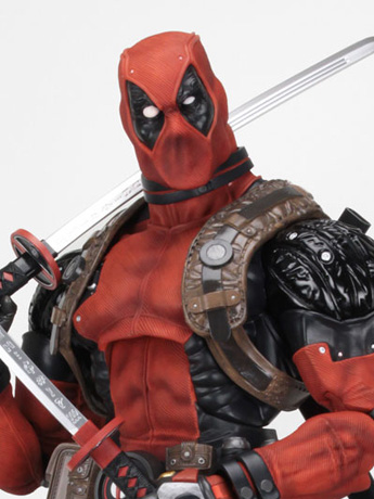 Marvel Deadpool 1/2 Scale Figure