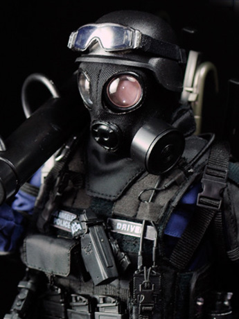 SWAT Team Breacher 1/6 Scale Figure