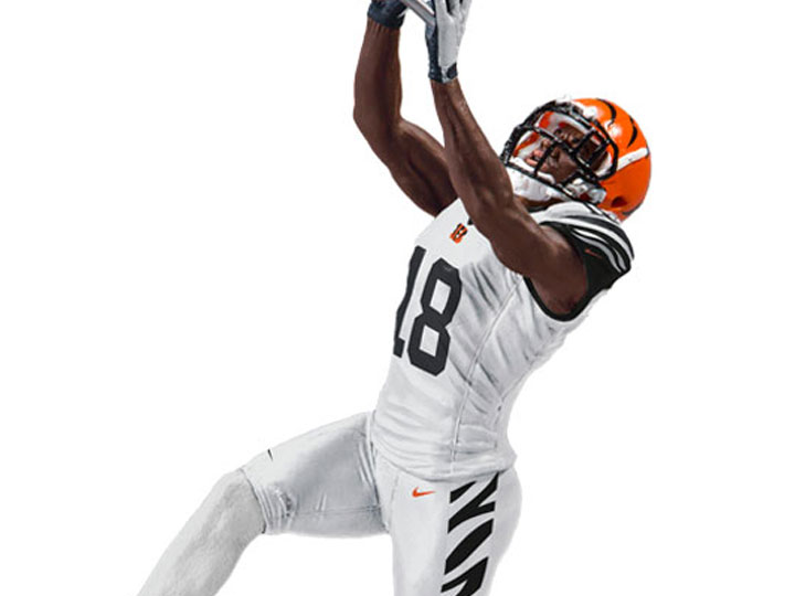 wholesale dealer b4366 e7cc9 Madden NFL 18 Ultimate Team Series 01 AJ Green ...