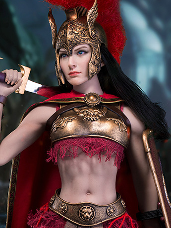 Spartan Goddess of War 1/6 Scale Figure