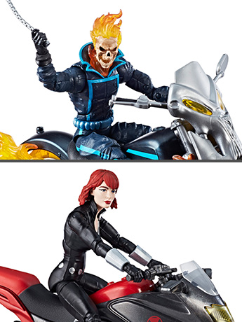 Ultimate Marvel Legends Wave 1 Set of 2