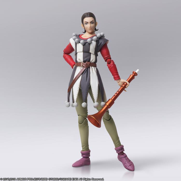 Dragon Quest XI: Echoes of an Elusive Age Bring Arts Sylvando & Rab Two-Pack