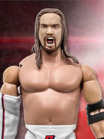 "Rising Stars of Wrestling Chris Hero 6"" Action Figure"