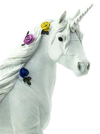 Mythical Realms Collection Unicorn