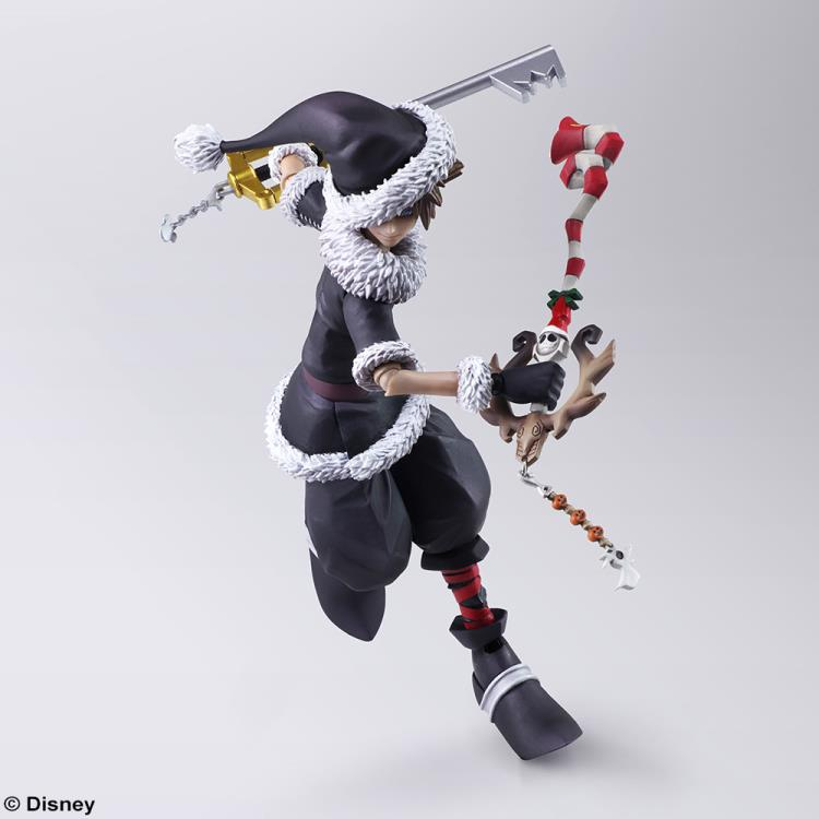 Kingdom Hearts II Bring Arts Sora (Christmas Town Ver.)