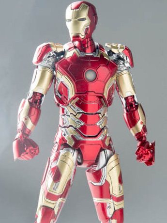 Avengers: Age of Ultron 1/12 Scale Die-Cast Figure Iron Man Mark XLIII