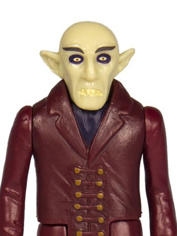 Nosferatu Count Orlok ReAction Figure