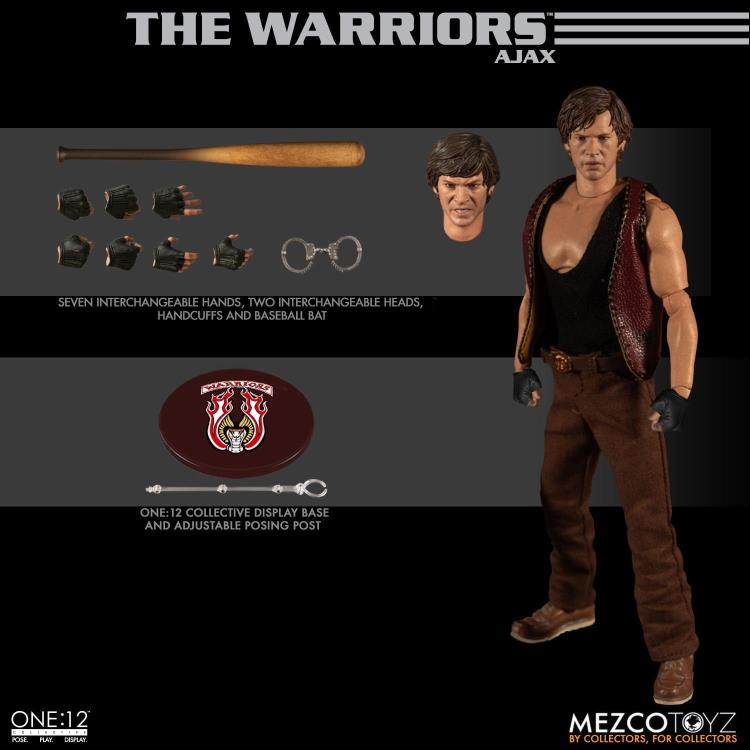 The Warriors One:12 Collective Deluxe Box Set