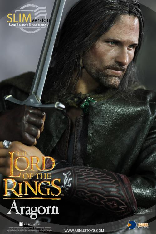 The Lord of the Rings Aragorn (Slim Ver.) 1/6 Scale Figure