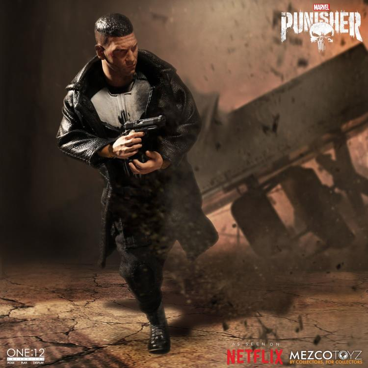 The Punisher One:12 Collective Punisher