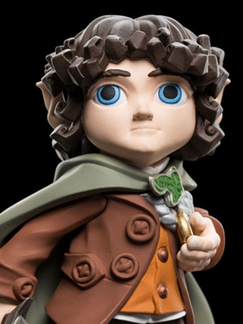 Lord of the Rings Mini Epics Frodo Baggins Figure