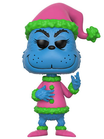 Pop! Books: Dr. Seuss - The Grinch (Santa) (Chase)