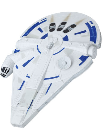Star Wars Force Link 2.0 Millennium Falcon (Solo: A Star Wars Story)