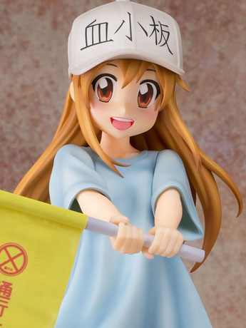 Cells at Work! Platelet Figure