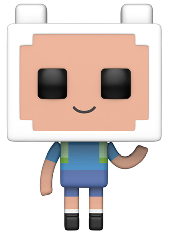 Pop! Animation: Adventure Time x Minecraft - Finn