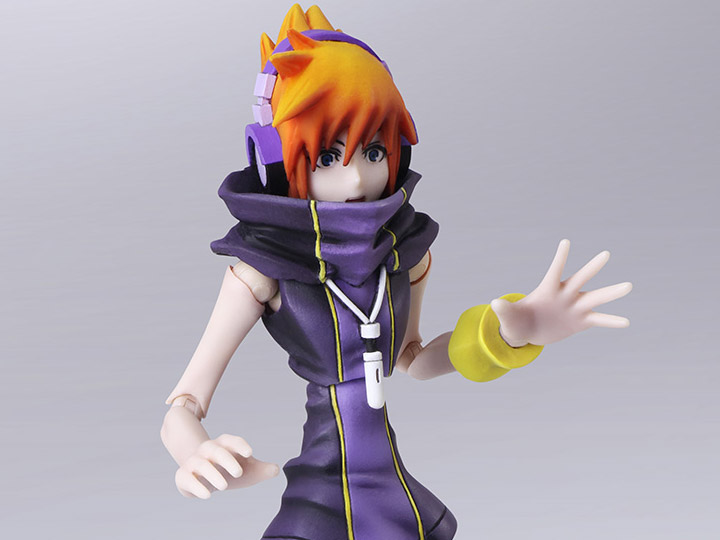 The World Ends With You: Final Remix Bring Arts Neku Sakuraba