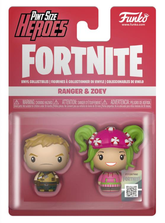 product image product image fortnite pint size heroes ranger zoey two pack - zoey de fortnite