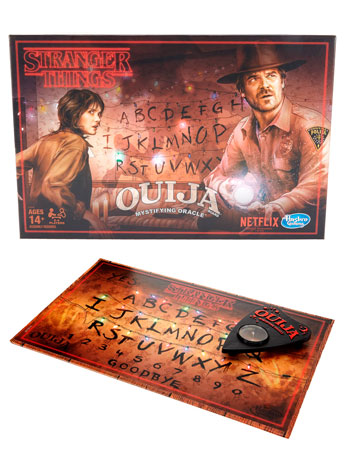 Ouija: Stranger Things Edition Game