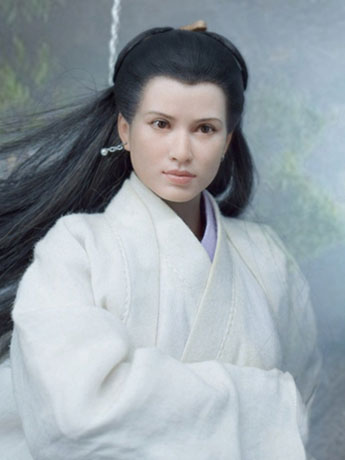 Return of the Condor Heroes Little Dragon Maiden 1/6 Scale Figure
