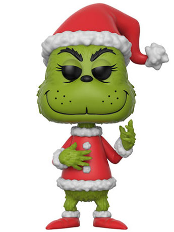 Pop! Books: Dr. Seuss - The Grinch (Santa)