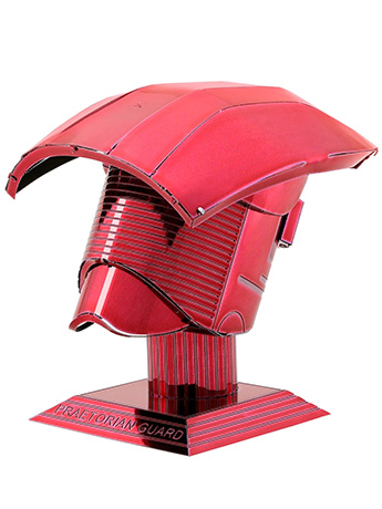 Star Wars Metal Earth Elite Praetorian Guard Helmet Model Kit