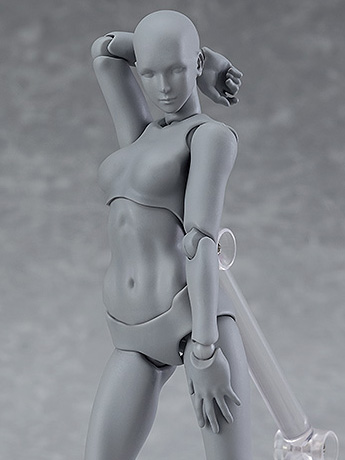 Archetype Next figma No.3 Gray Color - She