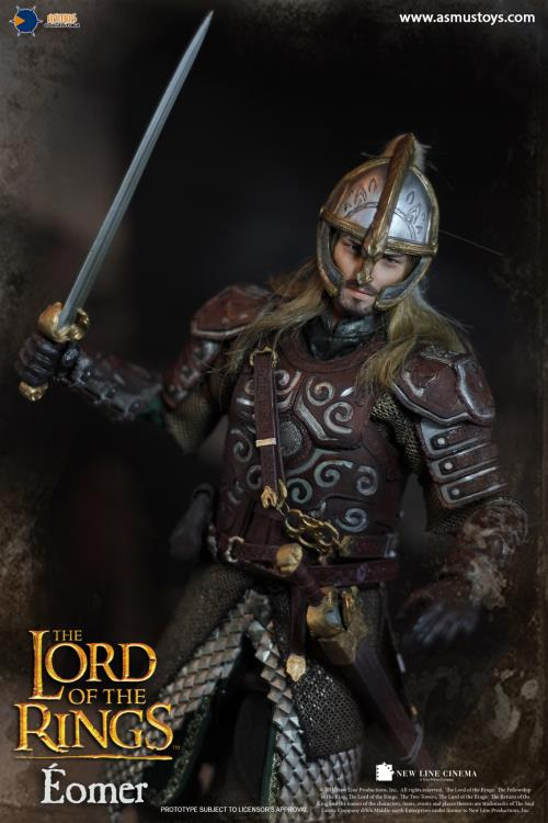 The Lord of the Rings Eomer 1/6 Scale Figure
